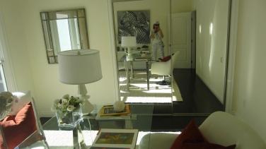 Love the bright room