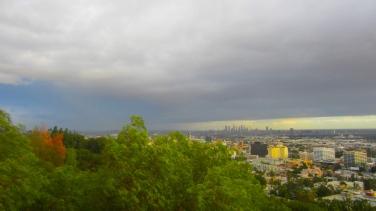 a little rain storm