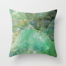 absinthe-green-quartz-crystal-pillows