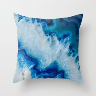 royally-blue-agate-pillows